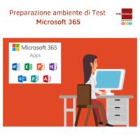Ambiente Test – Microsoft – quadrato